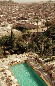 Sofitel Fès Palais Jamaï (Fez, Marruecos)