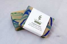 Grapefruit Peppermint Handcrafted Soap