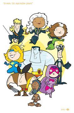 X_men_Down_Under_by_Montygog quadrinhos-x-men-outback-marvel-comics Quadrinhos: X-Men Outback (Marvel Comics) X-Men_Outback_Marvel Comics - PIPOCA COM BACON #PipocaComBacon Queda Dos Mutantes #Gateway #Teleporter #Jubileu #MarvelComics #Psylocke #Reavers #Carniceiros Fall Of TheMutants #TheUncannyXMen #Outback #Xmen #Quadrinhos #Comics