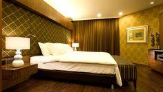 Panorama TLV | Decor Team - Hospitality Design. http://www.decorteamus.com/ #hotel #curtains #drapes #shades
