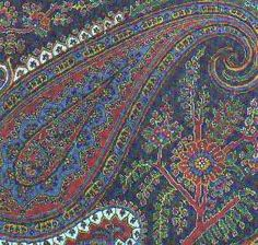 Paisley had already, in the 18th century, established a reputation for silk weaving.