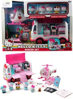 1e2894311e60 Hello Kitty 5204  Hello Kitty Rescue Set Free Shipping -  BUY IT NOW ONLY    37.32 on eBay!