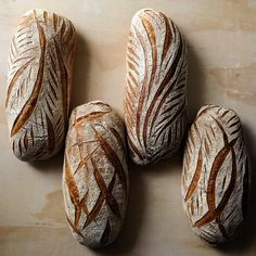 Beautiful Sourdough! Just pinned for the pic. You need a VERY sharp razor to cut bread like this!