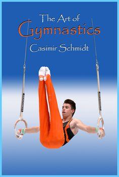 The art of Casimir Schmidt op Ringen tijdens het WK Turnen 2013 te Antwerpen.