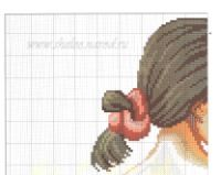 """Gallery.ru / Soltera - albumu """"Nude1"""" Gallery, Crossstitch, Landscapes, Cross Stitch Pictures, Dots, Beads"""