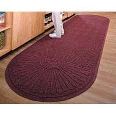 Andersen Company 274-3X15.5 Grand Classic Indoor/Outdoor Mat 3 ft. x 15.5 ft. with Half Oval at Both Ends by Andersen Company. $239.00