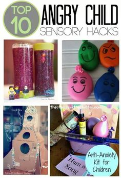 Sensory stuff to help kids