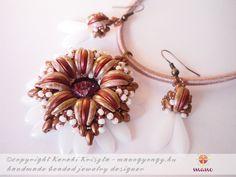 Crescent virág szett Bangles, Bracelets, Jewelry, Jewellery Making, Jewels, Jewlery, Bracelet, Jewerly, Jewelery