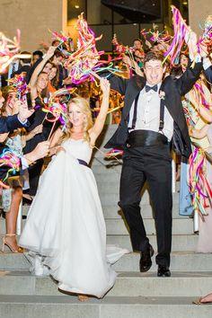 Photography: Robyn Van Dyke Photography - http://www.stylemepretty.com/portfolio/robyn-van-dyke-photography   Read More on SMP: http://www.stylemepretty.com/2015/08/20/elegant-southern-wedding-with-a-playful-twist/