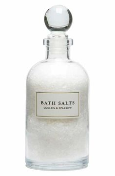 Mullein & Sparrow Mini Bath Salts
