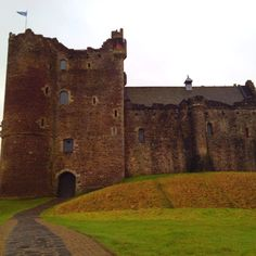 Doune Castle #scotland #highlands where #MontyPython and the Holy Grail was filmed