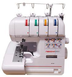 Necchi N183 è la collaboratrice più dinamica ed energica della vostra macchina per cucire: taglia, rifila, esegue orli arrotolati e rifiniture degne di un'abile professionista. I vostri progetti acquistano nuove linee e proporzioni; tessuti elasticizzati e sottili non vi sembreranno più impossibili da cucire. Sewing, Dressmaking, Couture, Stitching, Sew, Costura, Needlework