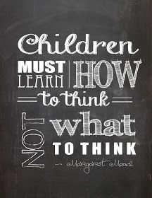 How to think education ideas education quotes, teaching quotes и teacher qu Quotes For Kids, Great Quotes, Quotes To Live By, Me Quotes, Quotes Inspirational, Quotes Children, Class Quotes, Quotes Images, Super Quotes