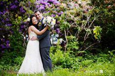 Lynn and Chris, Married! | A Lyman Estate Wedding
