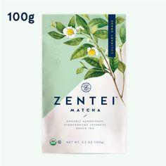 Organic Matcha Green Tea - 100g Pouch