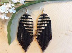 """Seed Bead Earrings """""""
