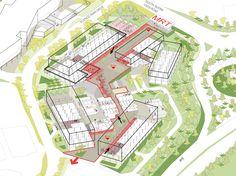 Role of landscape architecture in urban planning ландшафтная архитектура, г Architecture Concept Diagram, Architecture Plan, Landscape Architecture, Nottingham, Design Jobs, Parque Industrial, Science Park, Urban Design Diagram, Urban Planning