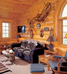 How to Create Your Own Ski Lodge Look - Cabin Life Magazine