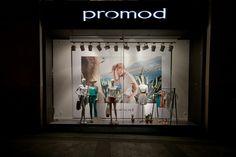 Promod Windows 2015 Spring, Paris – France » Retail Design Blog