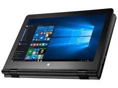"Notebook 2 em 1 Multilaser M11W Intel Quad Core - 2GB SSD 32GB LCD 11,6"" Touch Screen Windows 10"