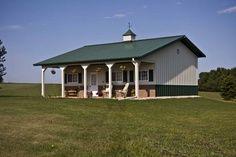 morton building cabins | Morton Buildings storage building in Brookings, SD.