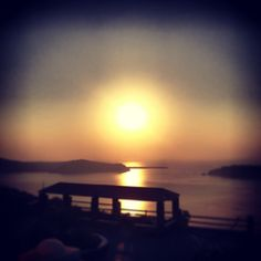 Sunset... Santorini Santorini, In This Moment, Celestial, Sunset, Outdoor, Sunsets, Outdoors, Outdoor Games, Outdoor Living
