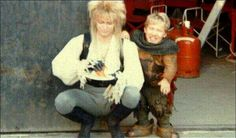 Labyrinth behind the scenes