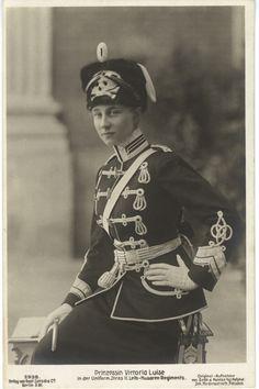 jpk815:  Viktoria Luise, Prinzessin von Pruessen     Viktoria Luise Adelheid Mathilde Charlotte Herzogin zu Braunschwieg und Luneberg von Pr...