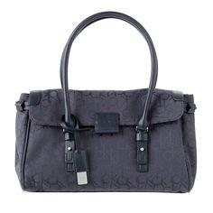 Blue Canvas Grab Bag for £59.99 #fabfind