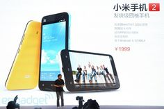 Xiaomi Phone 2 now official 4.3 inch 720p IPS, quad core, 2 gigs of ram and Jelly Bean.