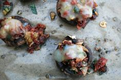 Yotam's Taleggio Stuffed Portobellos - the arugula files Low Carb Vegetarian Recipes, Healthy Eating Recipes, Portobello Mushroom Recipes, Yotam Ottolenghi, Dinner Is Served, Everyday Food, Arugula, Appetizers For Party, Cheese Recipes
