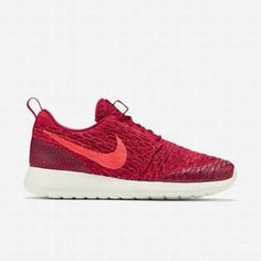 pretty nice 9e2a3 8bb71  97.26 womens nike gym wear,Nike Womens Gym Red Team Red Sail Bright Crimson  Roshe Flyknit Shoe