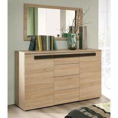 169.99 € ❤ Top #Soldes - FINLANDEK #Buffet 150cm - 2 portes, 2 tablettes et 4 tiroirs - Décor chêne clair et wengé ➡ https://ad.zanox.com/ppc/?28290640C84663587&ulp=[[http://www.cdiscount.com/maison/meubles-mobilier/finlandek-buffet-nuori-150cm-decor-chene-clair-et/f-117600902-finltsk26q29.html?refer=zanoxpb&cid=affil&cm_mmc=zanoxpb-_-userid]]