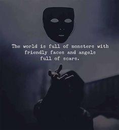 The world is full of monsters.. via (http://ift.tt/2yG2bQ4)