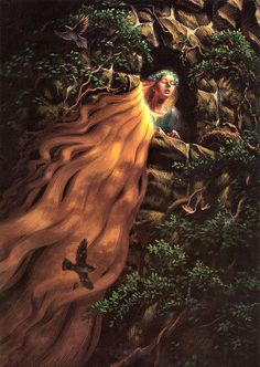 """lix Berenzy is the author & illustrator of the adapted fairy tale, """"Rapunzel""""."""