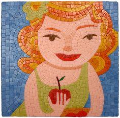 Apple Lady sundogmosaics Donna Van Hooser+ Add Contact
