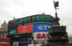 #PiccadillyCircus #London