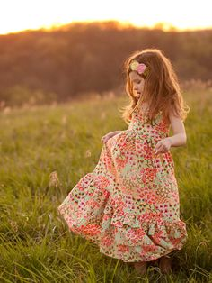 Emmaline Dress Sewing Pattern   Violette Field Threads