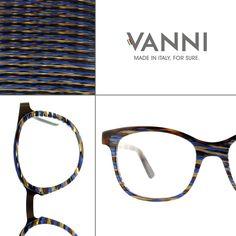 #VANNI Wired - exclusive acetate block. http://vanniocchiali.com/?occhiali=vista&post_type=product #VANNIeyewear #madeinitalyforsure
