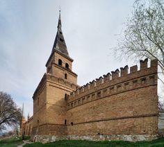 Василівка. Замок у степах. | Україна Інкогніта