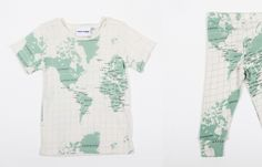 mini rodini map clothes for kids -- cute!