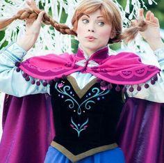 Anna Disneyland