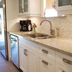 Kitchen Backsplash Design, Pictures, Remodel, Decor and Ideas - page 17