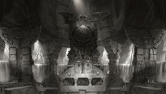Zandalar Architecture Art from World of Warcraft: Battle for Azeroth #art #artwork #videogames #gameart #conceptart #illustration #worldofwarcraft #battleforazeroth #wow #environmentdesign World Of Warcraft, Dungeon Boss, Image Title, Environment Design, Art World, Architecture Art, Troll, Game Art, Concept Art