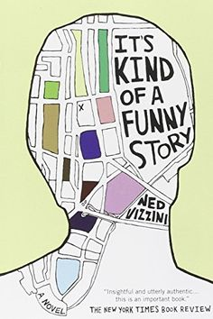 It's Kind of a Funny Story by Ned Vizzini http://www.amazon.com/dp/078685197X/ref=cm_sw_r_pi_dp_7eOZtb19VC0SBD6P
