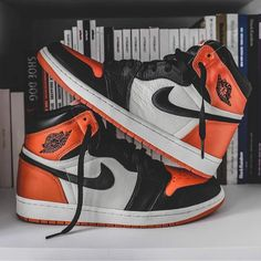 7ebf505f6383 Air Jordan 1 Satin  Shattered Backboard  Starfish Sail Black AV3725-010