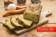 PASZTET Z CUKINII - pyszny, aromatyczny, wegetariański pasztet. Polish Recipes, Banana Bread, Food Ideas, Diet, Polish Food Recipes