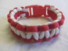 Parachord bracelet by HatsByFreya on Etsy