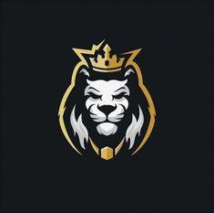 31 Ideas For Motorcycle Art Creative Awesome Football Logo Design, Team Logo Design, Leon Logo, Logo Lion, Logo D'art, Symbol Logo, Logo Animal, Lion Head Tattoos, Logo Desing