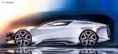 KIA K6 Sport Sedan Project on Behance: